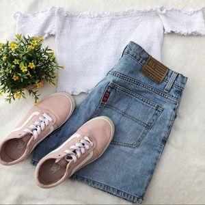 Ralph Lauren 90's Weekender Jean Shorts